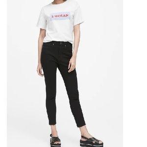 NWT BanaRep High Rise Skinny Ankle Jeans 27L c84